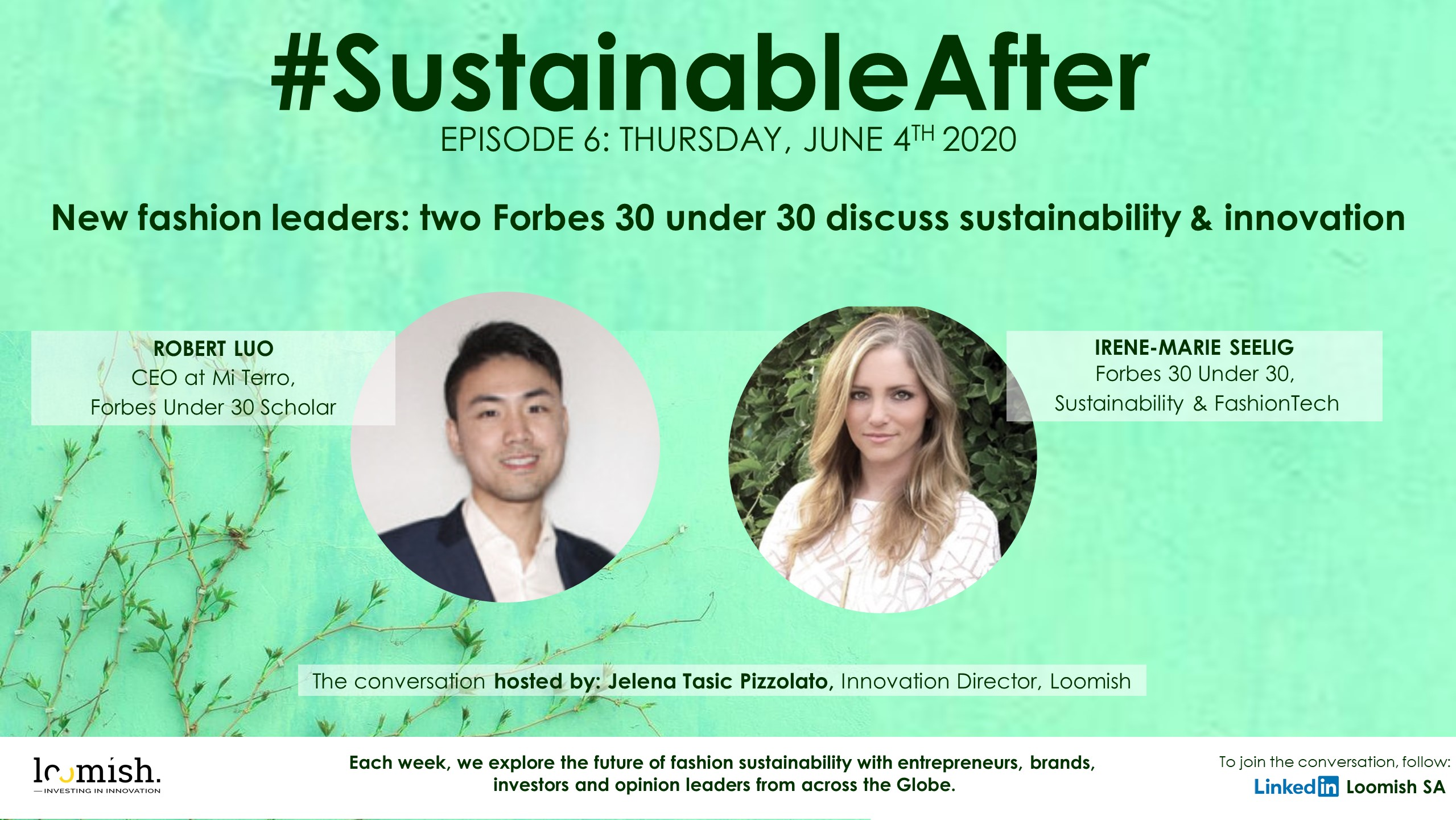 sustainableafter episode 6